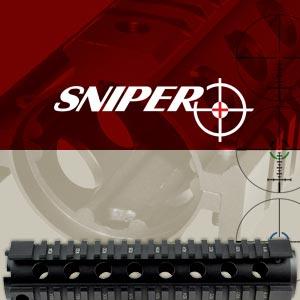 AR-15 .223 2 Piece Drop Ins